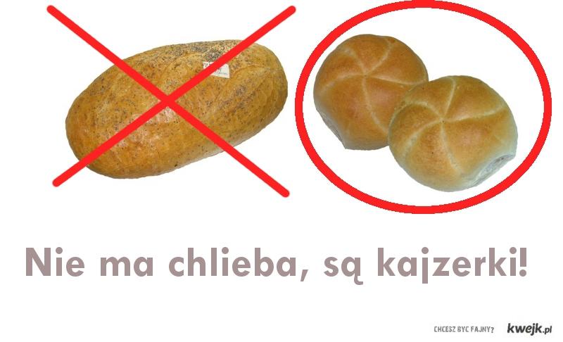 Nie ma chlieba