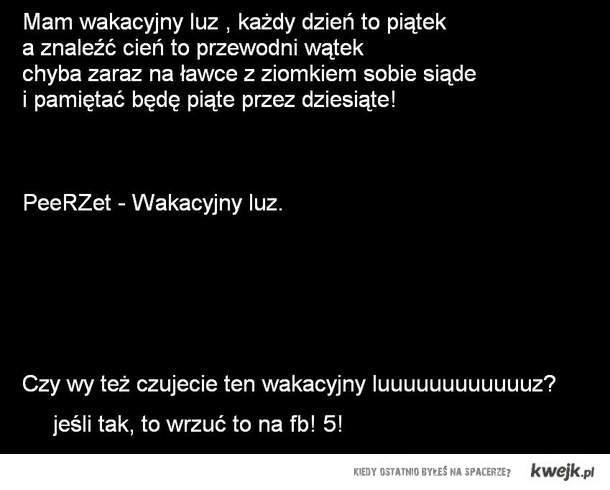Wakacyjny Luz