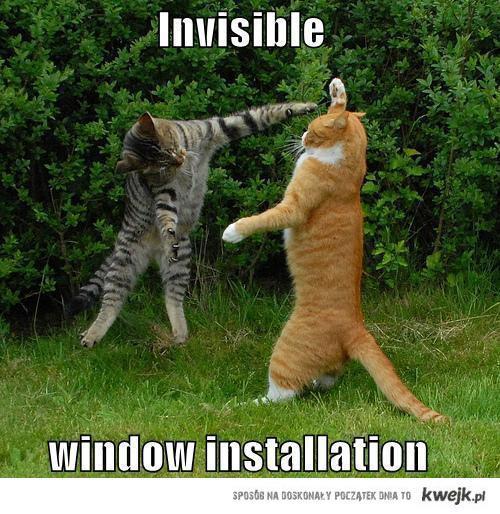 instalacja okna