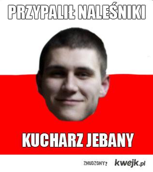 Kucharz golab