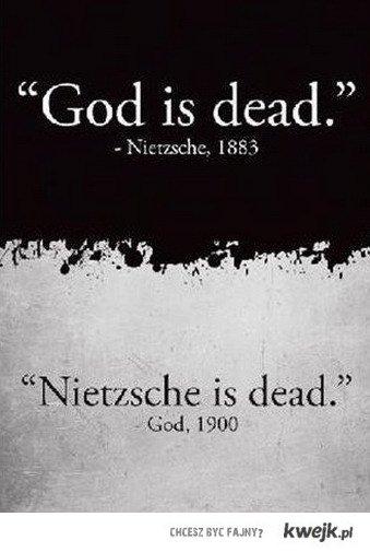 Bóg i Nietzsche