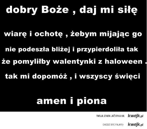 BOZE ;)