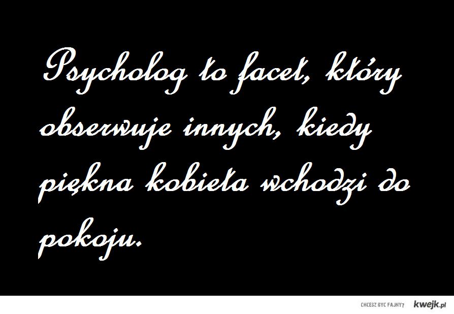 psycholog