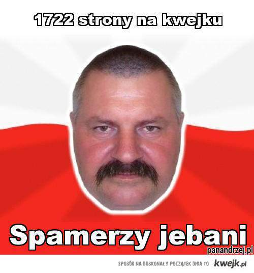 Spamerzy
