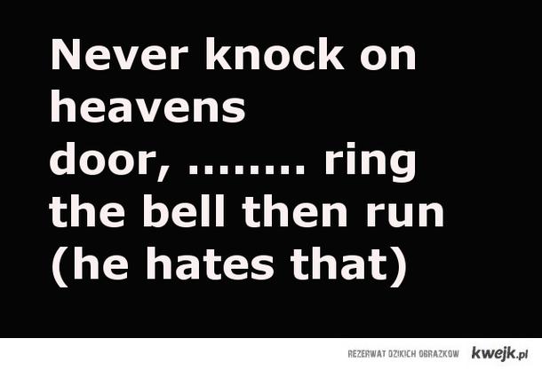 hate bells