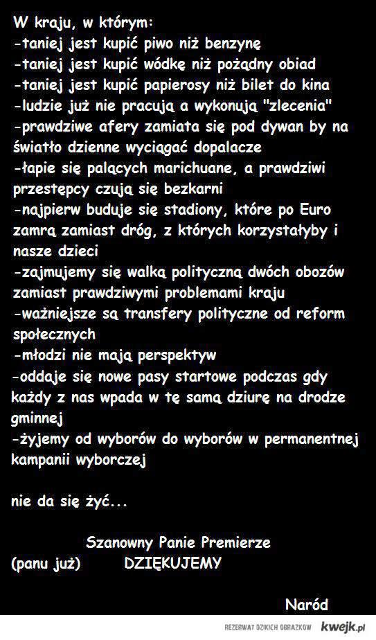 Polska dzisiaj