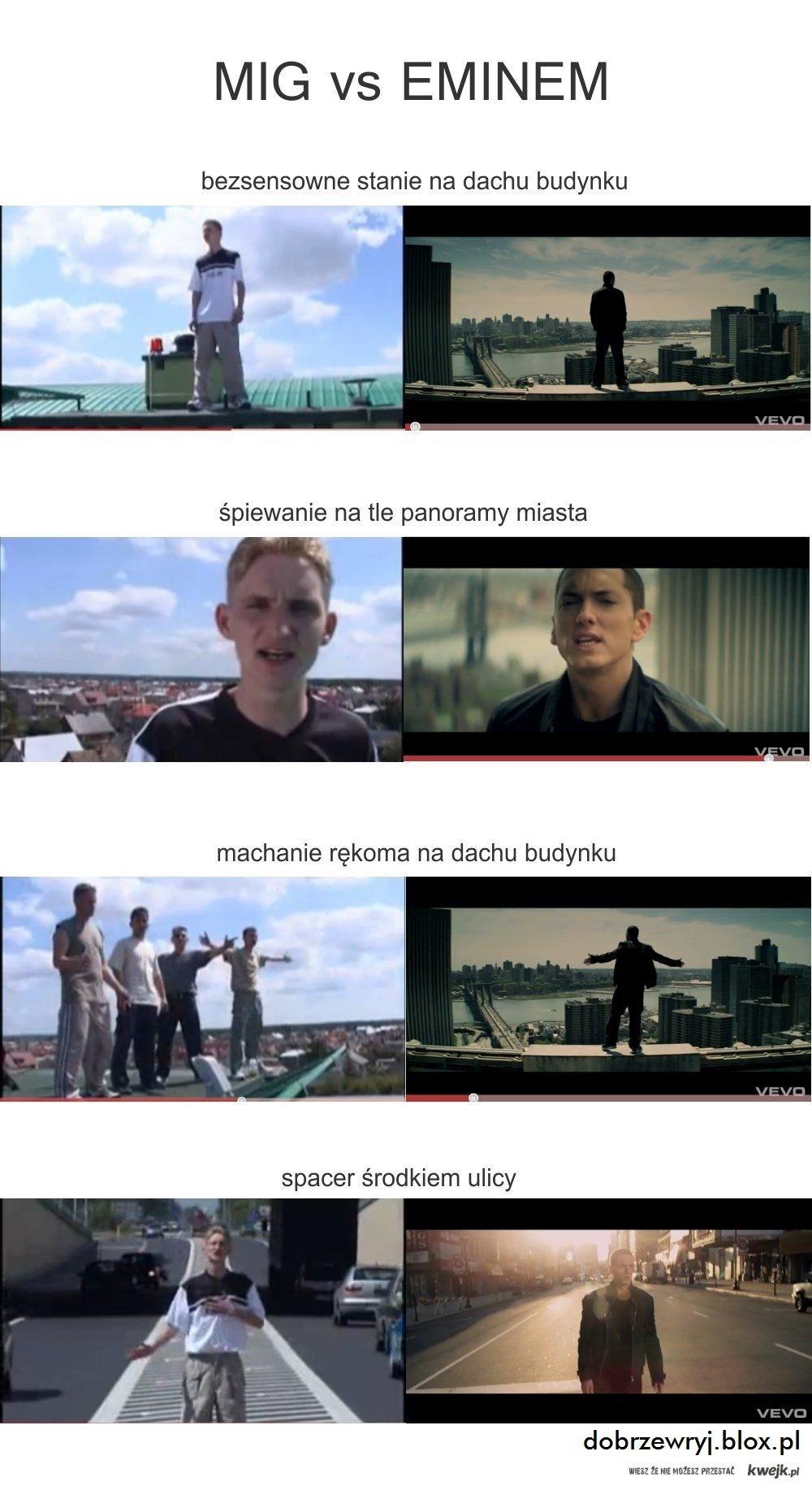 MIG vs Eminem