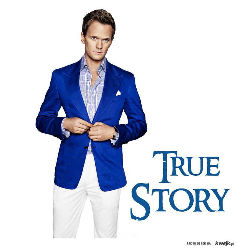 Barney True Story