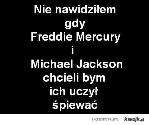 Freddie i MJ