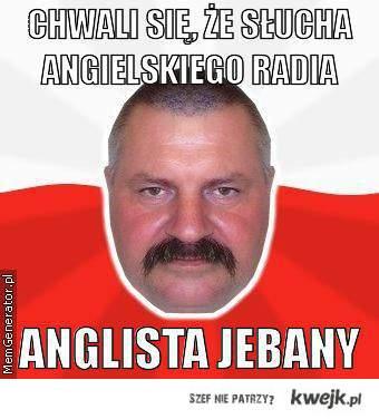 Angielskie radio