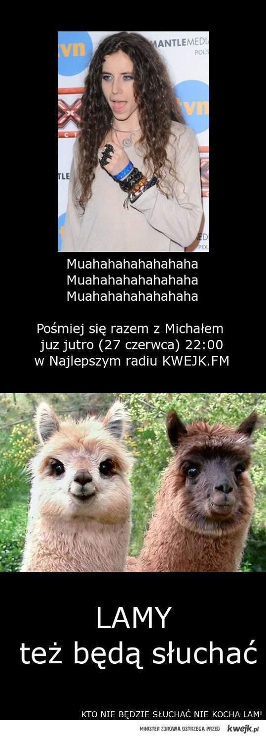 michł szpak na KWEJK.FM