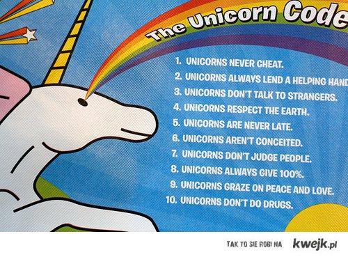 unicorn code