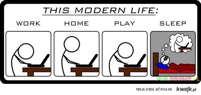 Nowoczesny styl życia