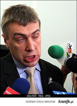 Nie ma to jak dawać przykład Polskiej Młodzieży :)