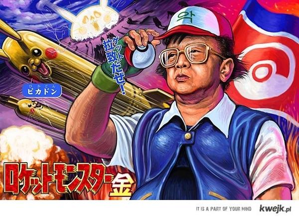 Korean Pokemon