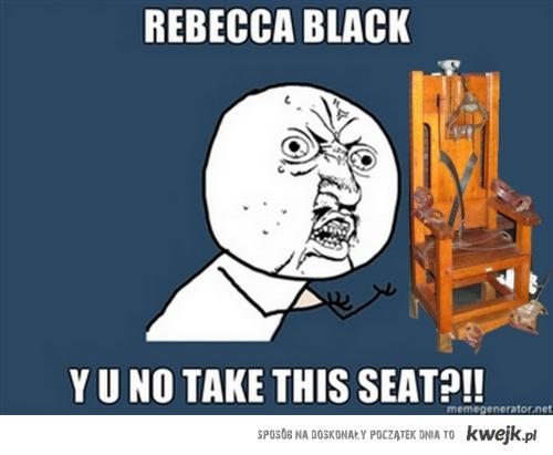 dear rebbeca black