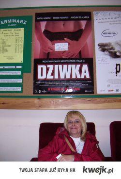 Ja, Dziwka.