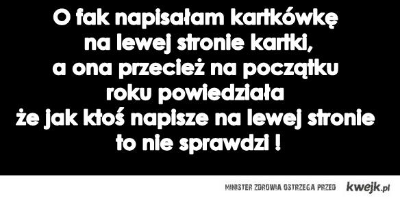 kartkowka