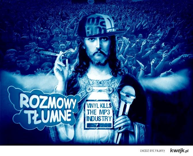 Rozmowy Tłumne! Jezus Też Człowiek