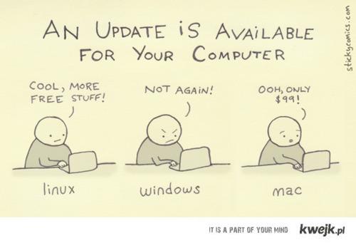 linux, win, mac
