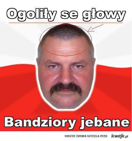 bandziory...