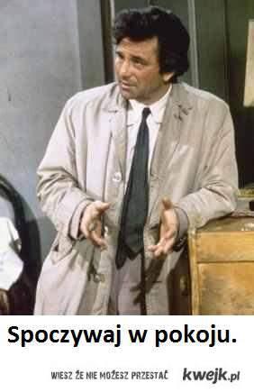 Columbo Peter Falk