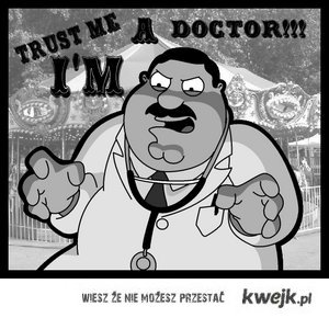 Trust me I'm a doctor - evil