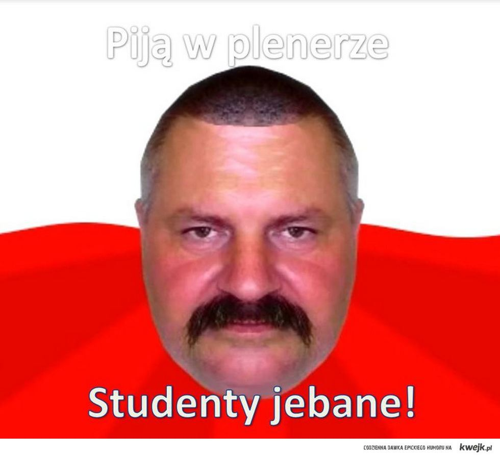Studenty jebane