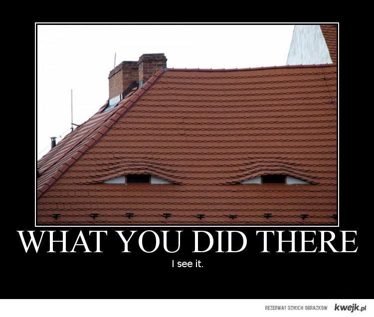 Widzę co tam narobiłeś