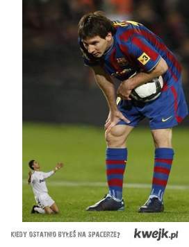 Messi nad ronaldo