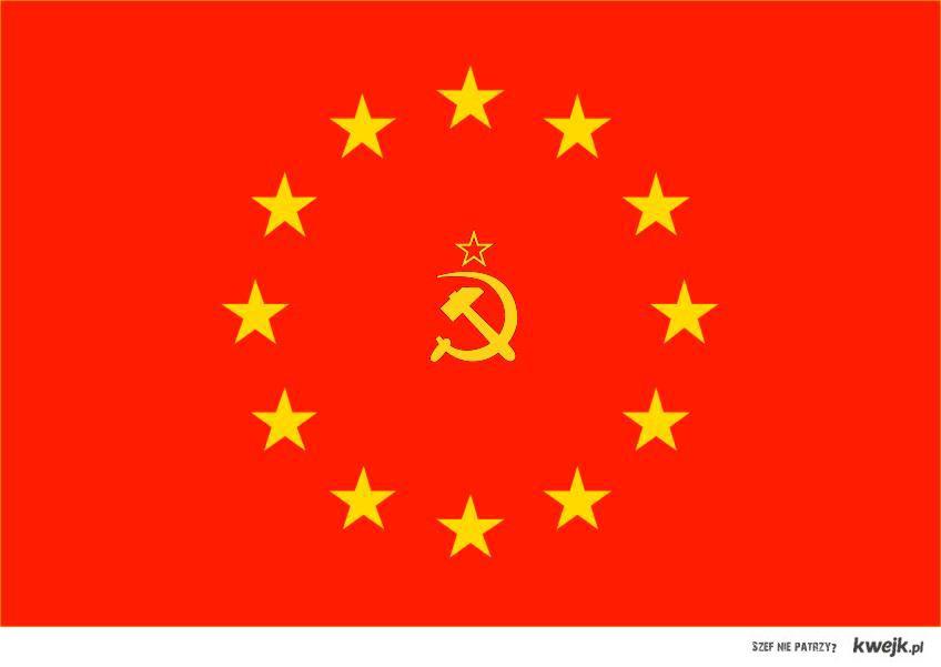Nowa flaga UE...