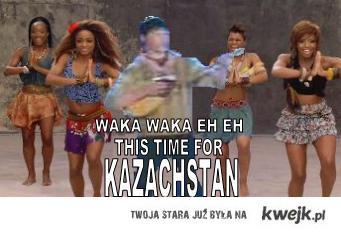 Waka Kazakh
