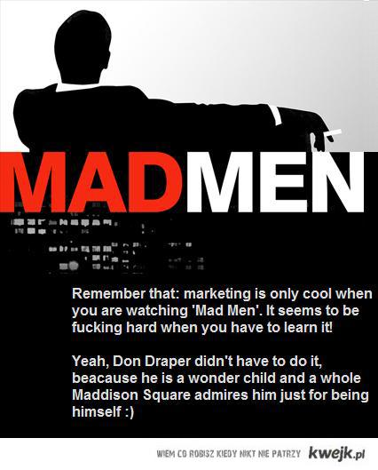 Mad Men & Marketing
