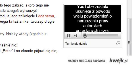 Koniec YouTube