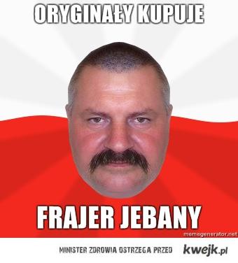 ORYGINAY-KUPUJE-FRAJER-JEBANY