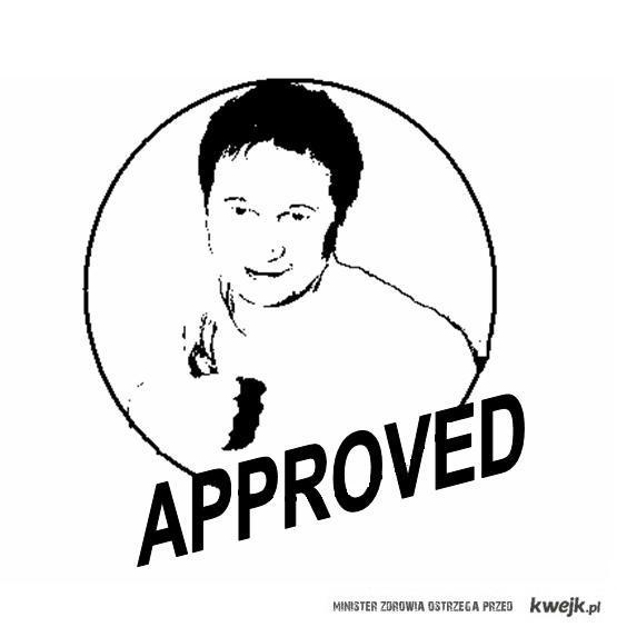 Rysiu z klanu approved
