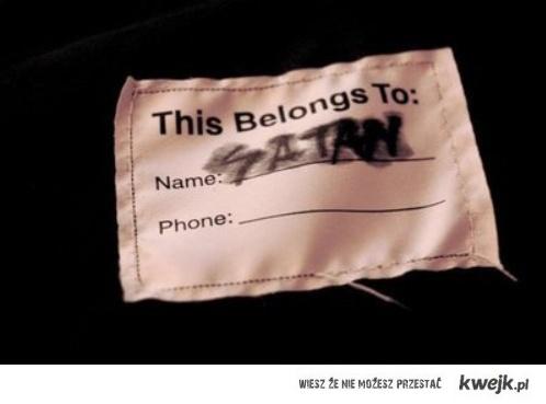 belongs