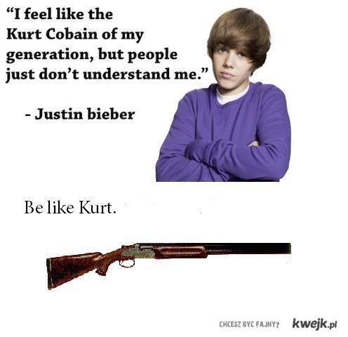 Be Like Kurt