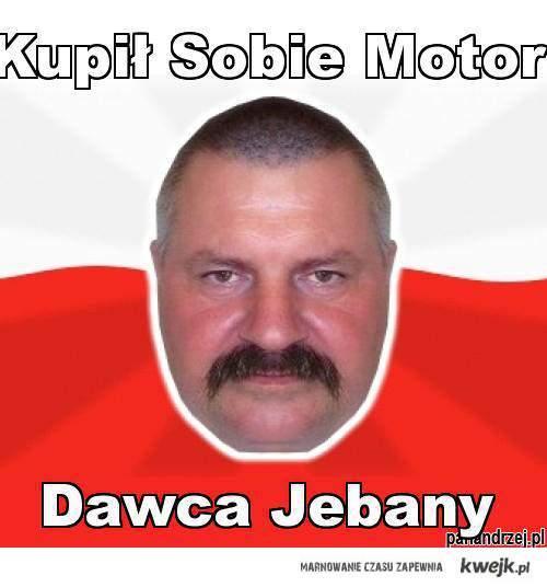 Kupił Sobie Motor