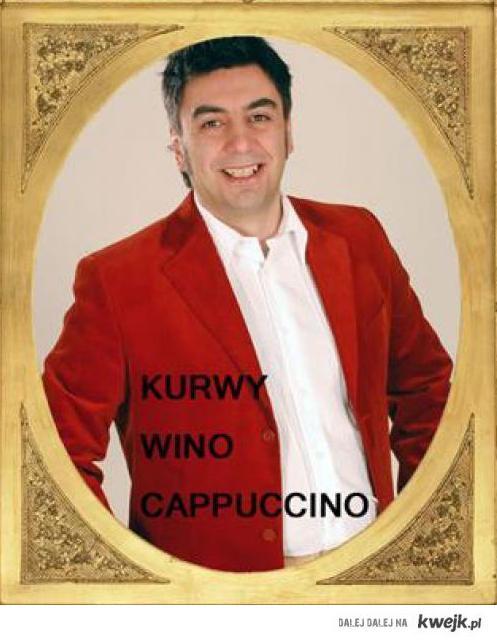 Kurwy, Wino, Cappuccino
