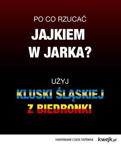 Kluska Śląska z Biedronki