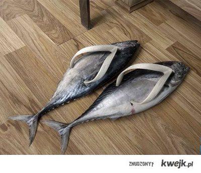 rybie klapki