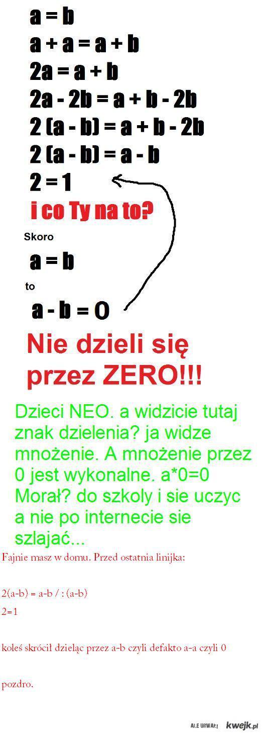 Riposta matematyka