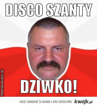 Disco Szanty Dziwko!