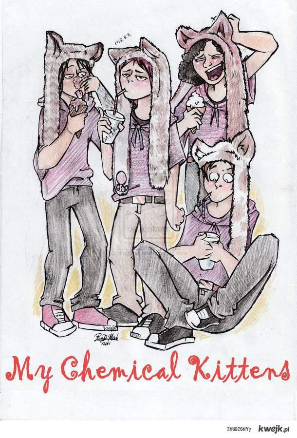 Mcr Kittens <3
