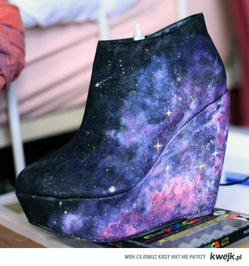 galactic wedge shoes