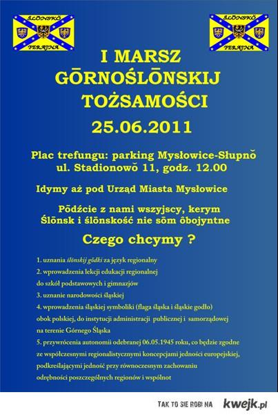 Marsz Górnośląskiej Tożsamości