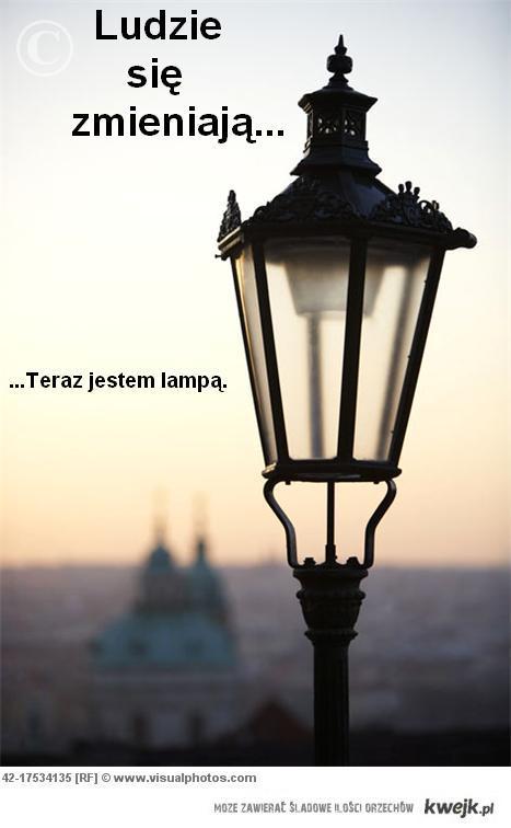 Lampą być ;)