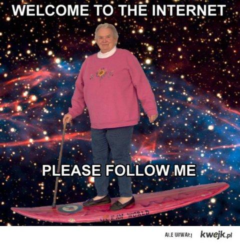 witamy w internecie