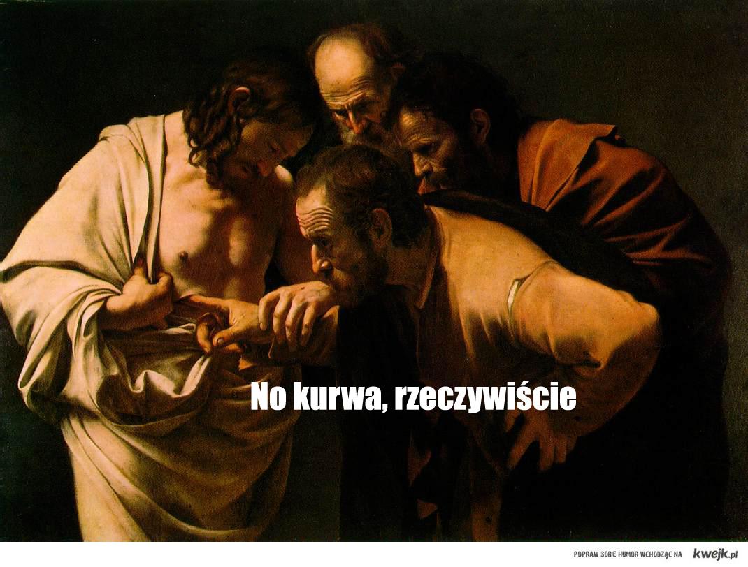 Wątpienie św. Tomasza